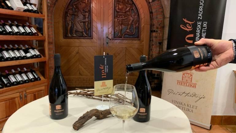 Novo! Linija 1909 Chardonnay Prestige