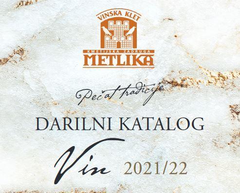 Darilni katalog vin 2021/22